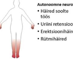 autonoomse neuropaatia ja kaalulangus head toidud rasva poletamiseks soovad