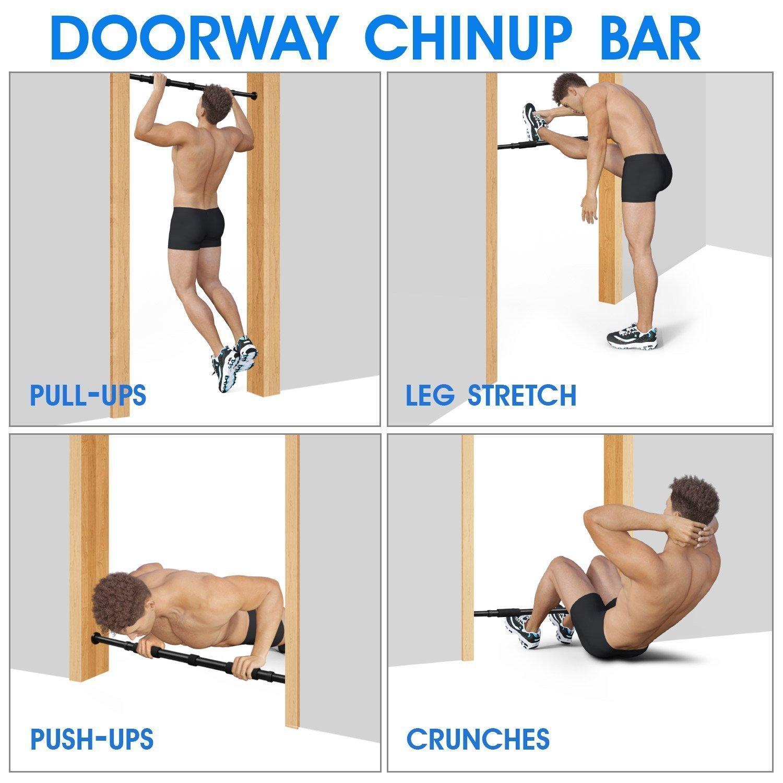 chin ups kaalulangus