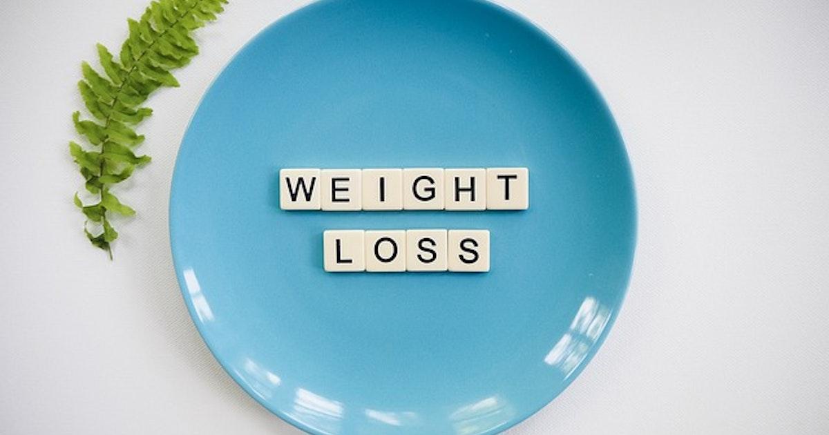 tervikliku toitumise kaalulangus