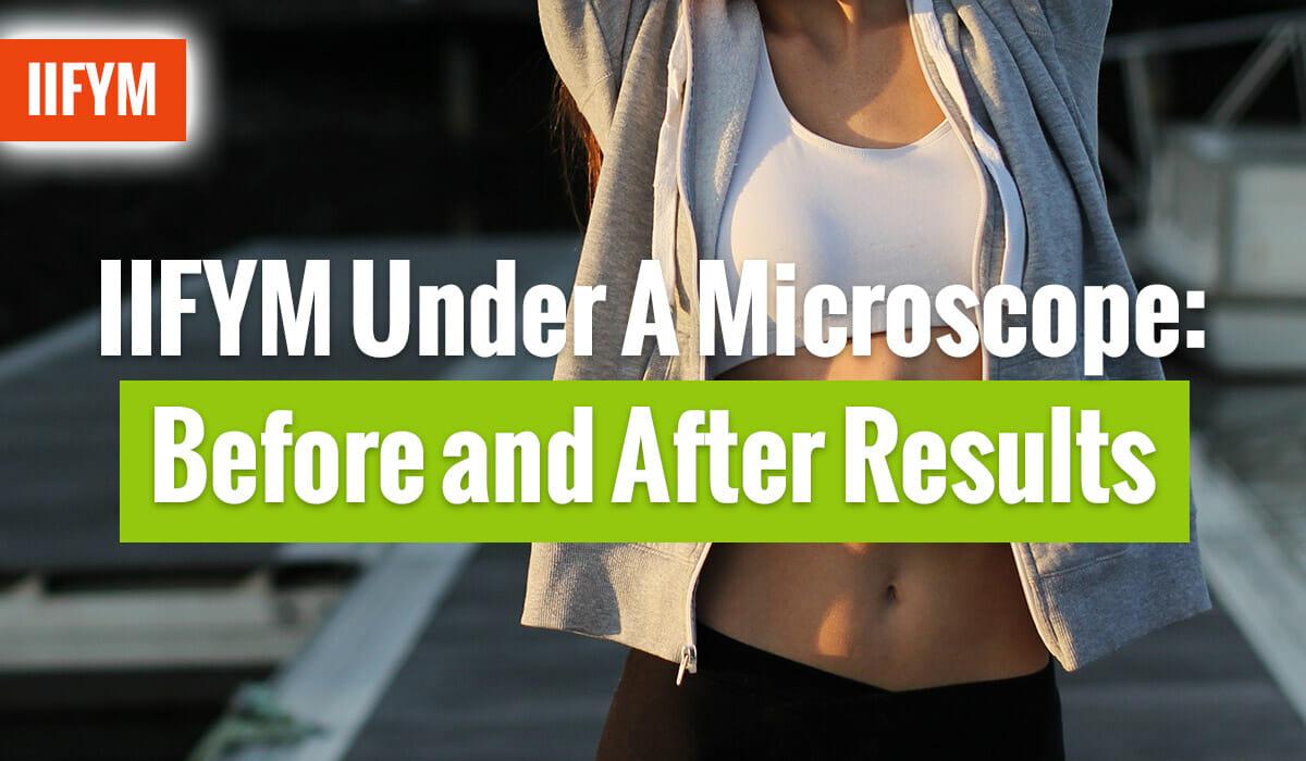 iifym kaalulangus macros guinot body slimming