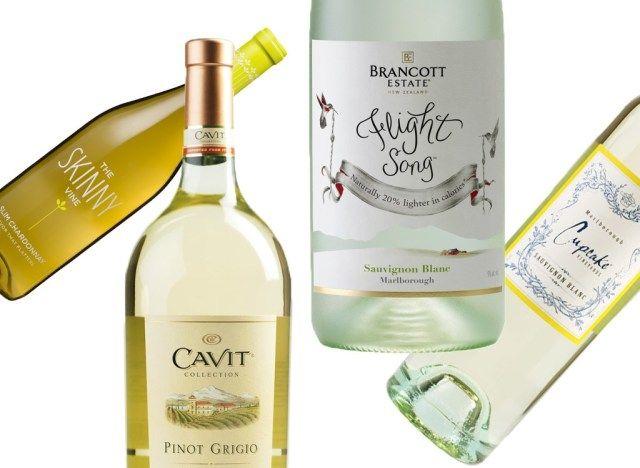 kaalulangus valge vein