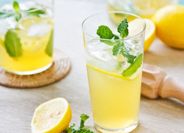 sidruni vee kaalulangus nadalas